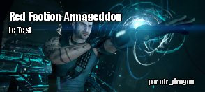 ZeDen teste Red Faction Armageddon