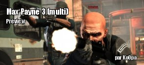 Preview du mode multijoueurs de Max Payne 3