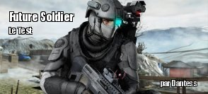 ZeDen teste Ghost Recon Future Soldier