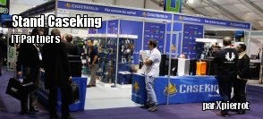 IT partners : stand de Caseking