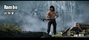 ZeDen teste Rambo : The Video Game