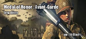 ZeDen teste Medal of Honor : Avant-Garde