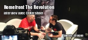 Homefront The Revolution : interview avec CJ Kershner