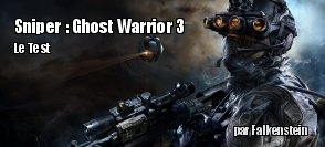 ZeDen teste Sniper : Ghost Warrior 3