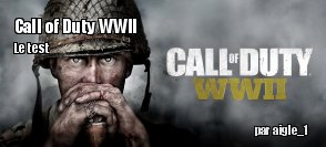 ZeDen teste Call of Duty WWII (PS4)