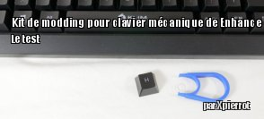 ZeDen teste le kit de modding de clavier mécanique Enhance Mod Kit
