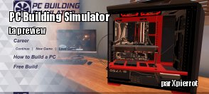 Preview : PC Building Simulator