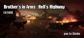 ZeDen teste Brother's in Arm's : Hell's Highway