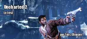ZeDen teste Uncharted 2 : Among Thieves