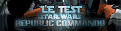 ZeDen teste Star Wars Republic Commando
