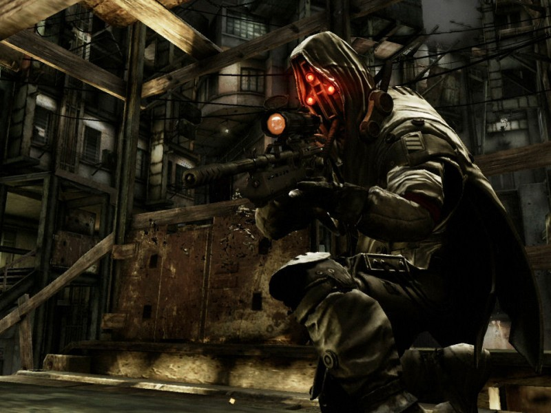 Новая часть Killzone выйдет на PS Vita