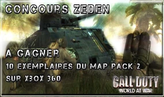 Concours: Gagnez une des 10 codes pour le Map Pack 2