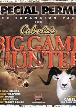 Cabela's Big Game Hunter : Special Permit