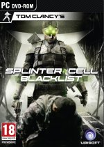 Bo�te de Splinter Cell : Blacklist