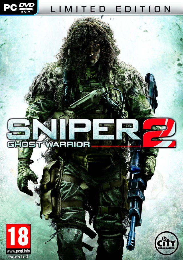 Boîte de Sniper : Ghost Warrior 2