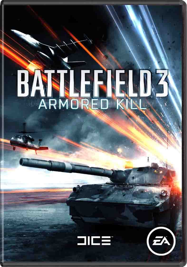 Boîte de Battlefield 3 : Armored Kill