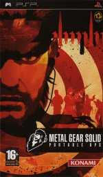 Metal Gear Solid : Portable Ops