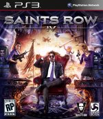 Bo�te de Saints Row IV
