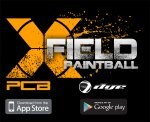 Bo�te de X-Trem Field Paintball
