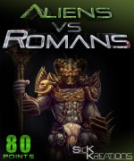 Aliens Vs Romans
