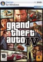 Bo�te de Grand Theft Auto IV