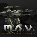 M.A.V. : Modular Assault Vehicle