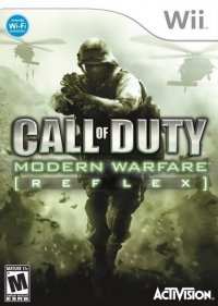 Boîte de Call of Duty Modern Warfare : Reflex