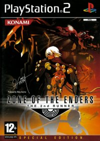 Boîte de Zone Of The Enders : The 2nd Runner