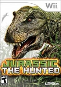 Boîte de Jurassic : The Hunted