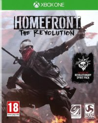 Boîte de Homefront : The Revolution