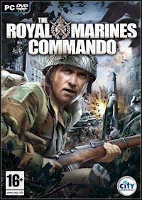 Boîte de The Royal Marines Commando
