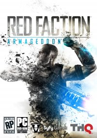 Boîte de Red Faction : Armageddon