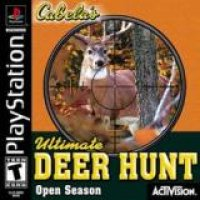 Boîte de Cabela's Ultimate Deer Hunt : Open Season