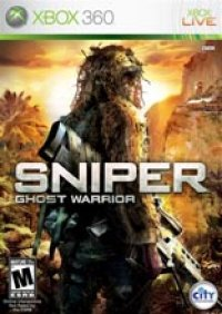 Boîte de Sniper : Ghost Warrior
