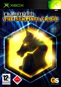 Boîte de Classified : The Sentinel Crisis