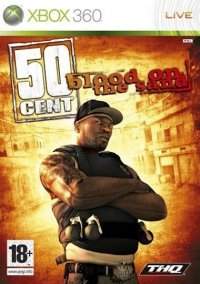 Boîte de 50 Cent : Blood on the Sand