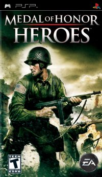 Boîte de Medal of Honor : Heroes