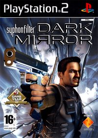 Boîte de Syphon Filter : Dark Mirror