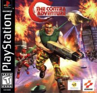 Boîte de C : The Contra Adventure