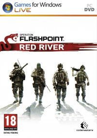 Boîte de Operation Flashpoint : Red River