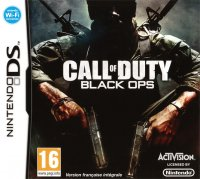Boîte de Call of Duty : Black Ops DS
