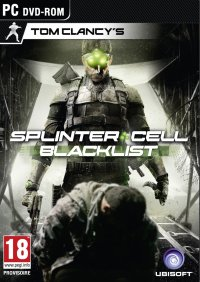 Boîte de Splinter Cell : Blacklist