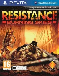 Boîte de Resistance : Burning Skies