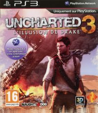 Boîte de Uncharted 3 : L'Illusion de Drake