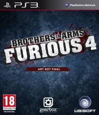 Boîte de Brothers in Arms : Furious 4