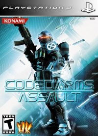 Boîte de Coded Arms Assault