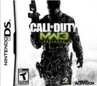 Boîte de Call of Duty : Modern Warfare 3 : Defiance