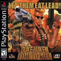 Boîte de Duke Nukem : Time to Kill