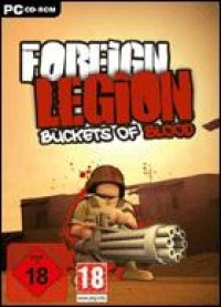 Boîte de Foreign Legion : buckets of blood