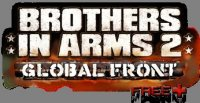 Boîte de Brothers in Arms 2 : Global Front Free